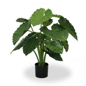 Alocasia Calidora 80 cm kunstplant
