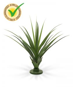 Ananas kunstplant 90 cm UV