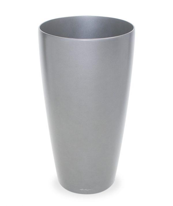 Lechuza Rondo sierpot 40x75 cm zilver