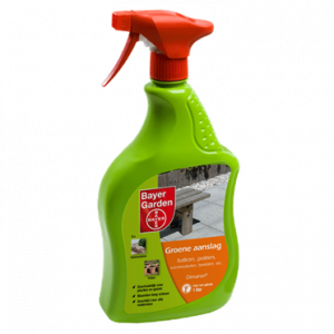Dimanin algenbestrijdingsmiddel spray1 l - Bayer