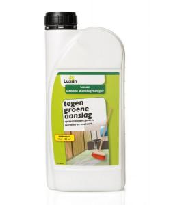 """Groene Aanslag reiniger 1 liter â"""" Luxan"""