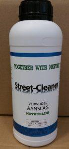 Street-Cleaner - Groene aanslag reiniger 1L