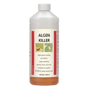 Luxan Algenkiller 1 L, Effectief Algen, Mos En Groene Aanslag Bestrijding